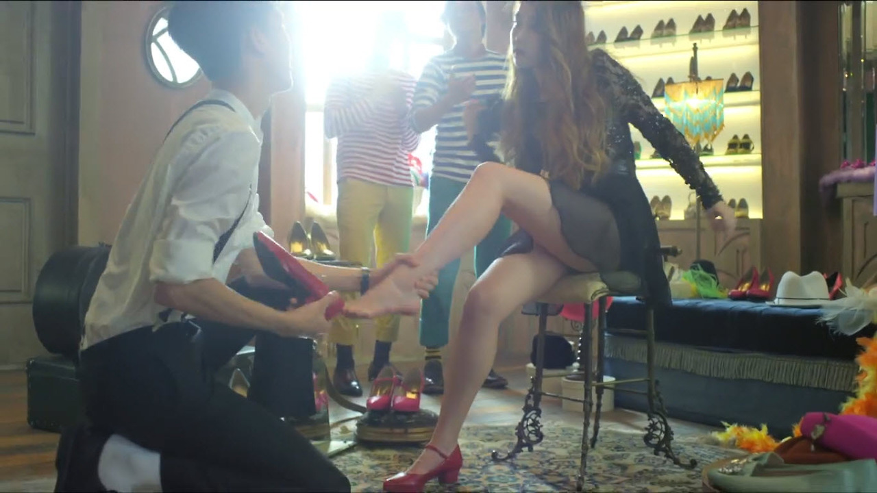 Iu Red Shoes Instrument