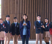 Heirs Episodes 5-6, Back to School!
