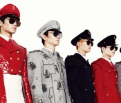 "SHINee Attempts to Dazzle ""Everybody"" with Latest Album"