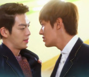 """Heirs Episodes 7-8, The """"Love Triangle"""" Begins"""