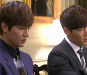 Heirs Episodes 15-16, The Plot Picks Up