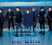 "Super Junior Releases ""Blue World"" Short PV"