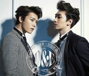 "Donghae and Eunhyuk Tease for New Unit Album with ""Motorcycle"" Short PV"