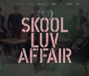 "BTS Have a ""Skool Luv Affair"""