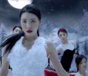 "Love Bites in Sunmi's ""Full Moon"""