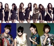 Roundtable: 2NE1 vs. SNSD
