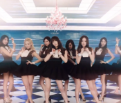 Bartering YouTube Views for Dance Practice Videos with SNSD and B1A4