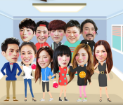 "Overdosing on Idols in Reality Show ""Roommate"""