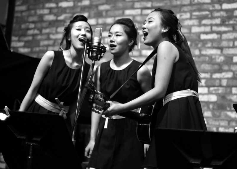Going Back to the 1950s with The Barberettes - Seoulbeats