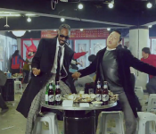 "Alcohol, Action, and Debauchery Ensue in Psy's ""Hangover"""