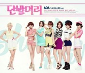 AOA Searches for a Signature Sound on Their First Mini-Album