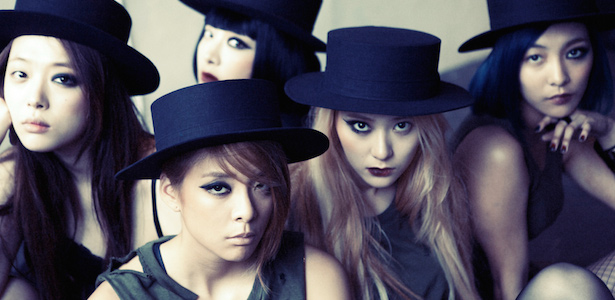 "f(x) Comes Back Raging and Rebellious with ""Red Light"""