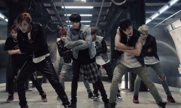 "BTS Exhibits Teenage Angst in ""Danger"" – Seoulbeats"
