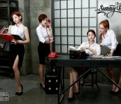 Sunny Hill Promotes Girl Power with 'Sunny Blues'