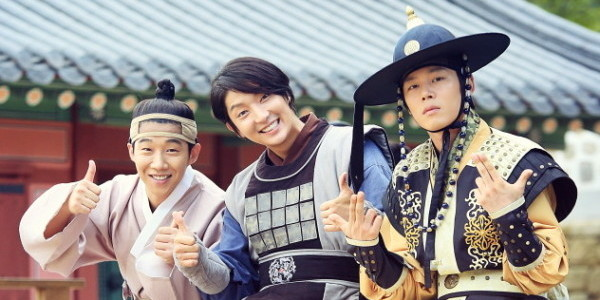 Joseon Gunman, Episodes 15-22: Wrapping Up The Ends