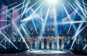 YG Family Concert Brings The House Down in Singapore