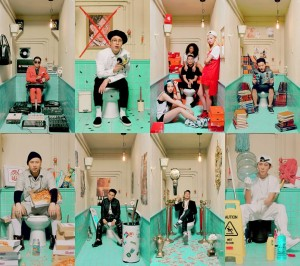"""Epik High & Friends Sinfully Call Out Haters in """"Born Hater"""""""