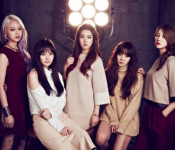 "Spica to Return as a Quintet with ""Ghost"""