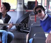 "Lunafly Shows Off Their Spanish in ""Quiero Besarte"""