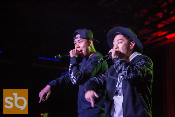 AOMG Brings the Party to D.C.