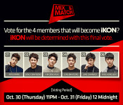 Mix & Match Finale Reveals iKON's Final Member