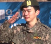 Yoo Seung-ho Discharged From The Military