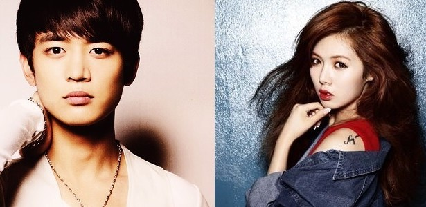 Epic Rap Battles of K-pop: Minho vs. Hyuna