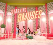 "9Muses Bring the ""Drama"""