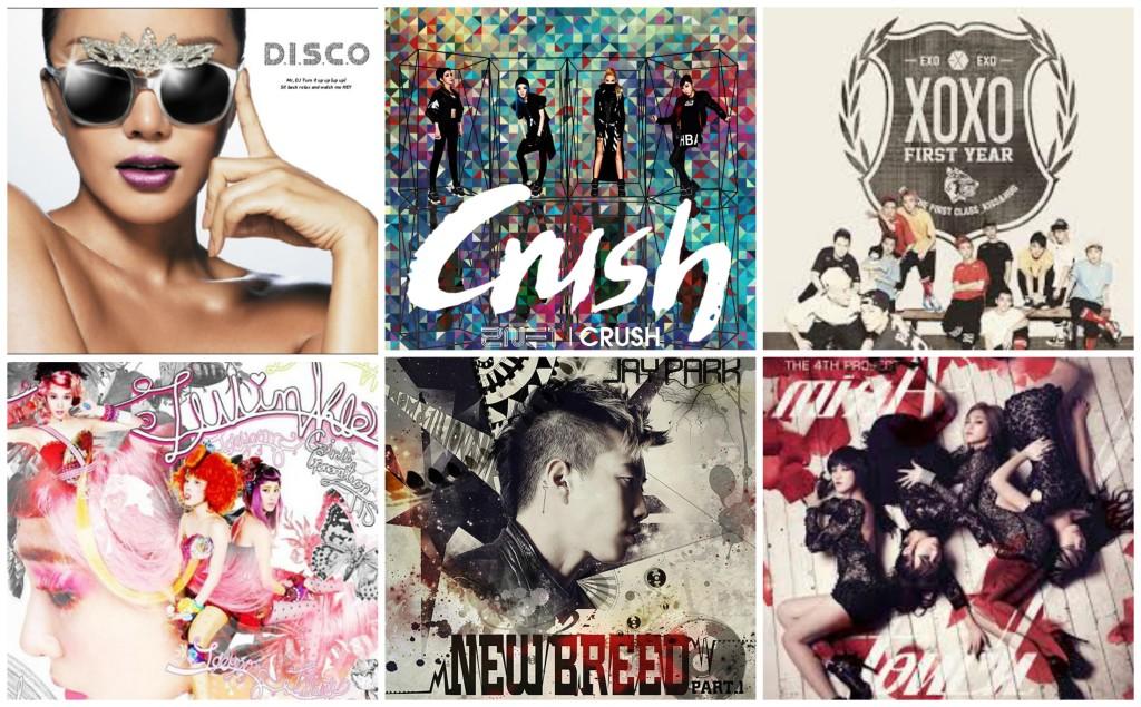 seoulbeats_26012015_albums