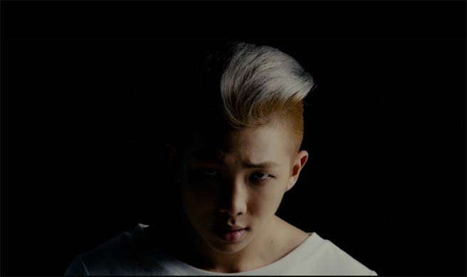 Rap Monster Makes a Name with 'RM'