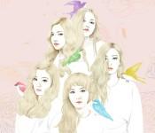 """Sweet Love in Red Velvet's """"Ice Cream Cake"""""""