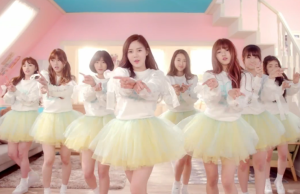 "Oh My Girl Create Romance in ""Cupid"""