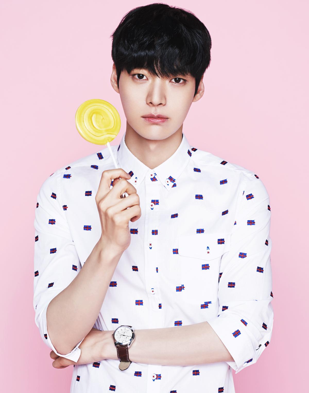 Ahn Jae Hyun (3) - AMH 2015