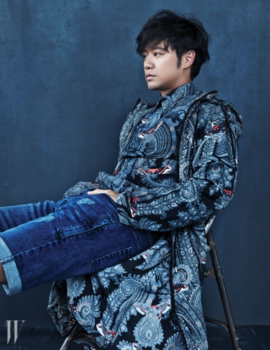Chun Jung Myung - W Magazine August Issue '15