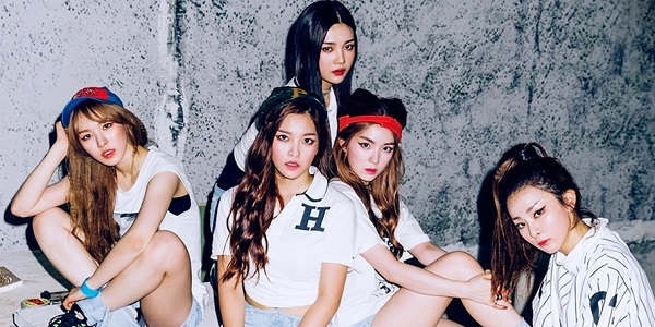 Red Velvet Expands On Boldness In 'The Red'