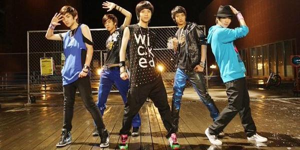 SB Dance Exchange #1: Shinee