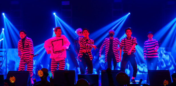 Block B Hits San Francisco and Los Angeles in Blockbuster Tour