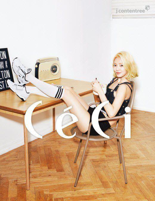 Hyoyeon | CeCi
