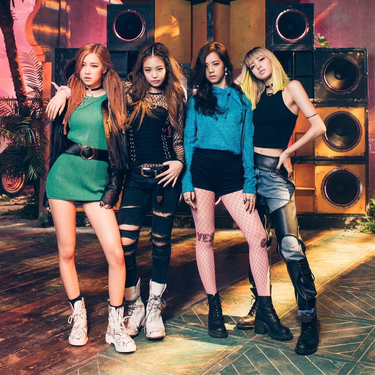 "Rough Translation: An In-Depth Look at Black Pink's ""Boombayah"" and"