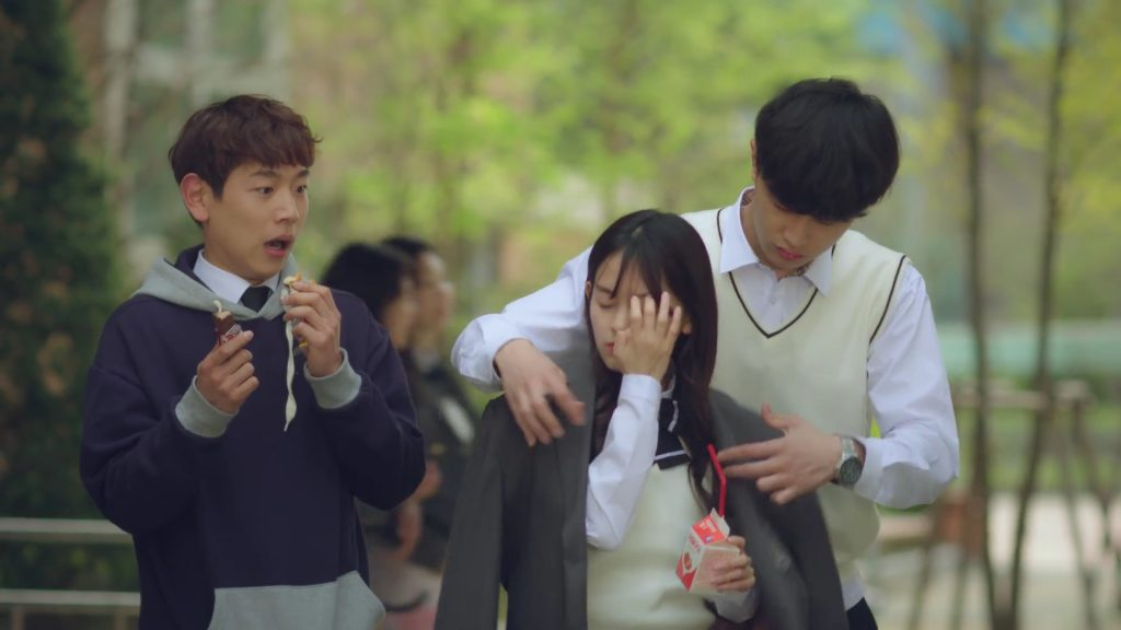 """Web Drama """"Seventeen"""" Explores Youth Romance and its"""