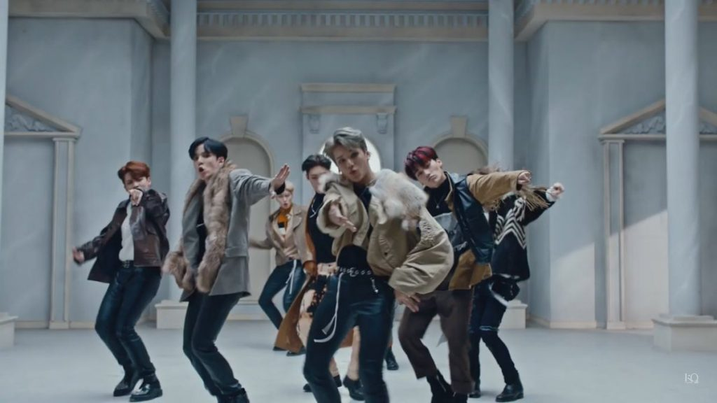 ateez takes you out of the comfort zone in  u201csay my name u201d  u2013 seoulbeats