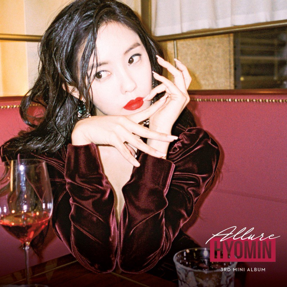 "Hyomin Shows Off a Bright but Forgettable ""Allure"""