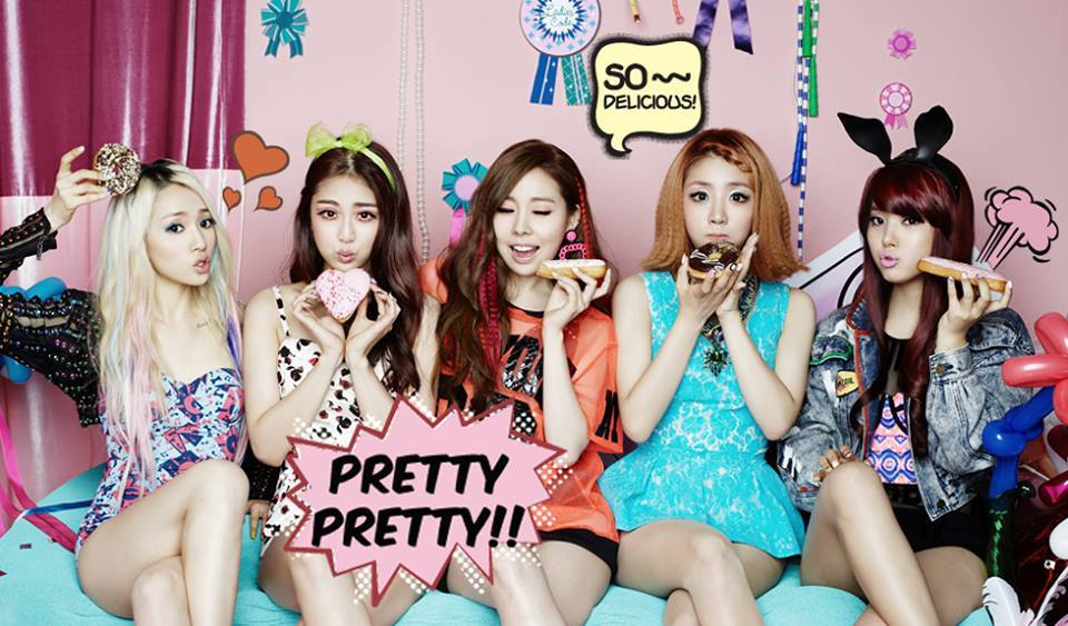 Ladies pretty Top 20