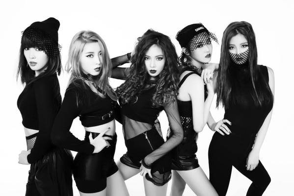 """4Minute Become Bad Girls in """"Crazy"""" – Seoulbeats"""
