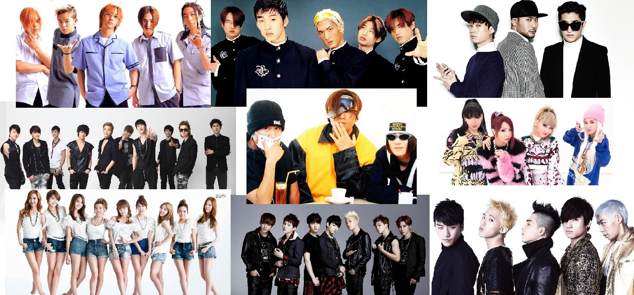History of K-pop: 1992-1995, The Beginning – Seoulbeats