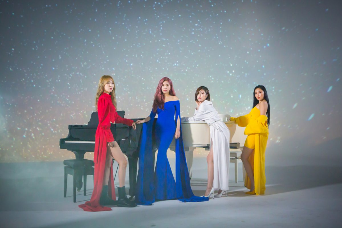 """Mamamoo's """"Paint Me"""" Is A Picture of Poise – Seoulbeats"""