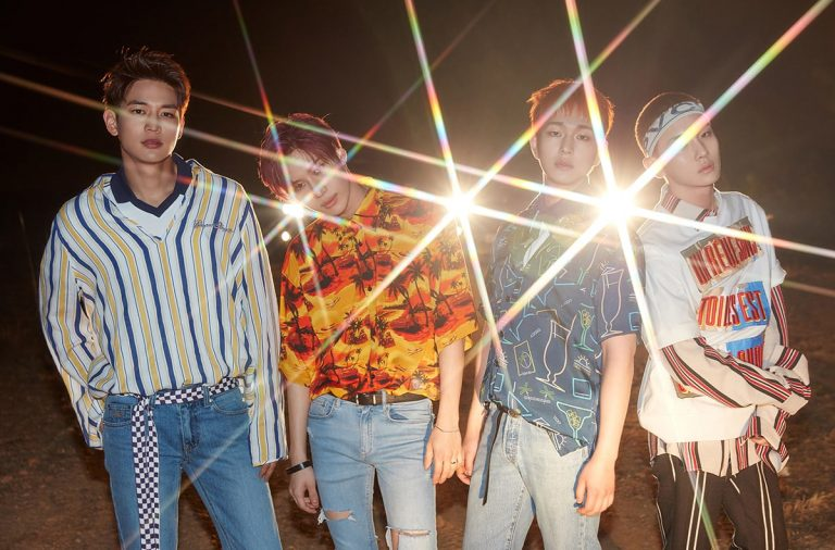 Shinee Continues Shining With The Story Of Light Episodes 1 2