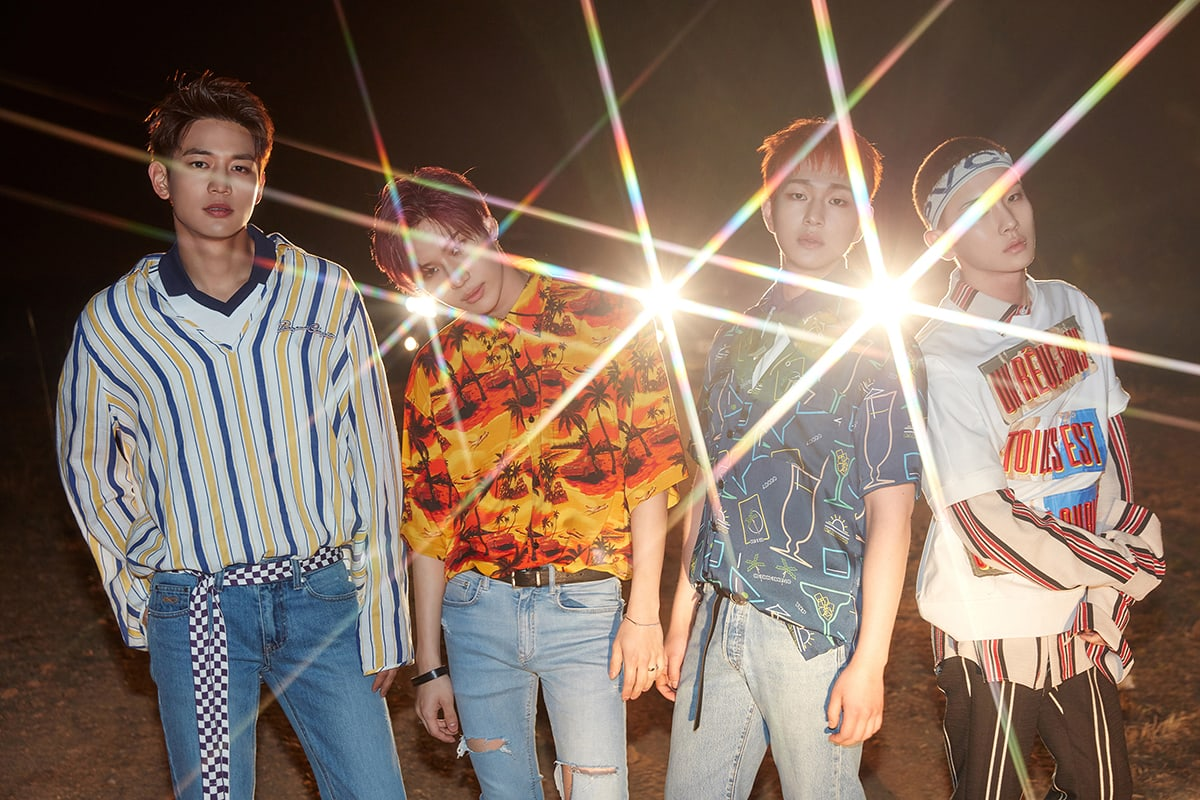"Shinee Continues Shining with ""The Story of Light"" Episodes 1 & 2"