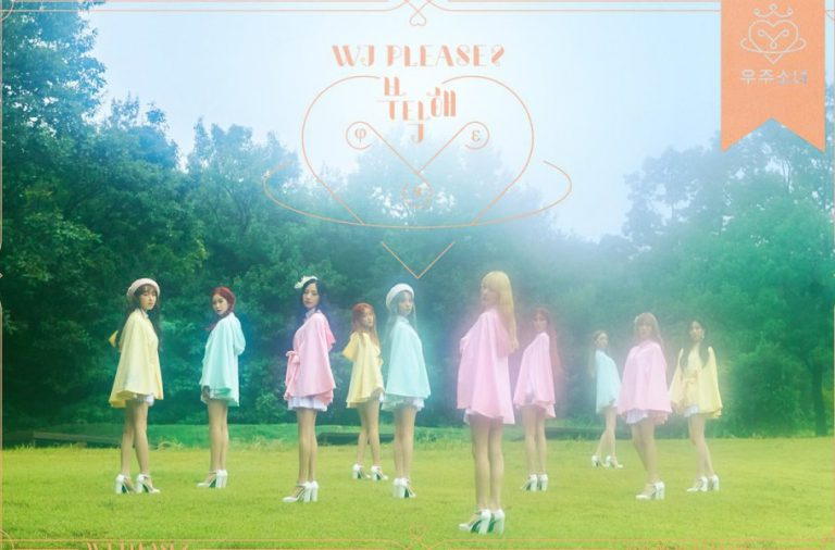 "Cosmic Girls Soars With a Familiar Style in ""WJ Please"" – Seoulbeats"