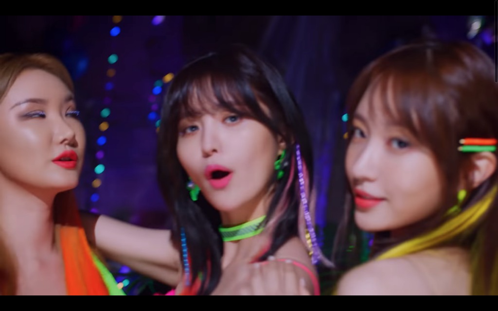 "EXID Hits Some and Misses More with ""Me & You"" – Seoulbeats"